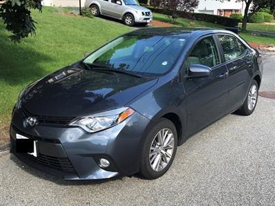 2015 Toyota Corolla lease in Millbury ,MA - Swapalease.com