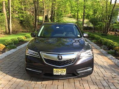 2016 Acura MDX lease in TENAFLY,NJ - Swapalease.com