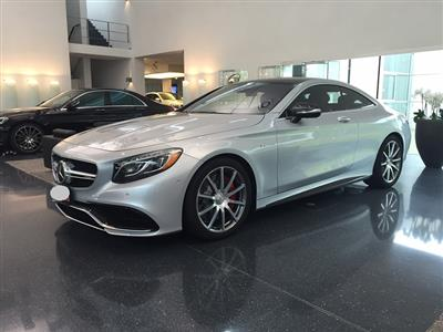 2016 Mercedes-Benz S-Class Coupe lease in Coral Gables,FL - Swapalease.com