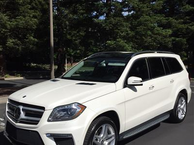 2015 Mercedes-Benz GL-Class lease in San Ramon,CA - Swapalease.com
