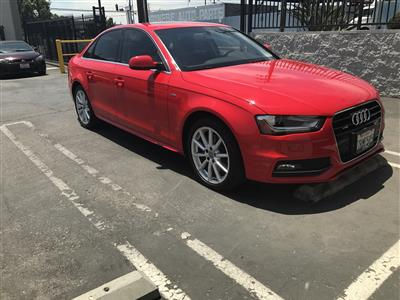 2016 Audi A4 lease in Sun Valley,CA - Swapalease.com