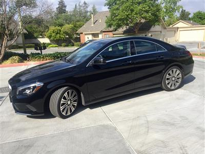 2017 Mercedes-Benz CLA Coupe lease in Los Gatos,CA - Swapalease.com