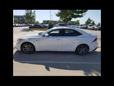 2015 Lexus IS 350 F Sport lease in The Colony,TX - Swapalease.com