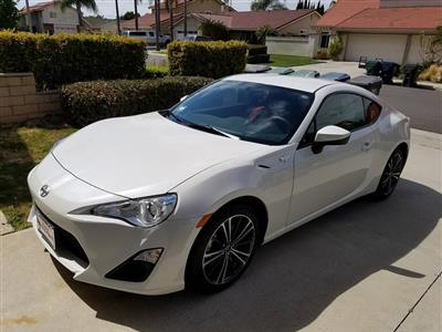 2016 Scion FR-S lease in Fountain Valley,CA - Swapalease.com