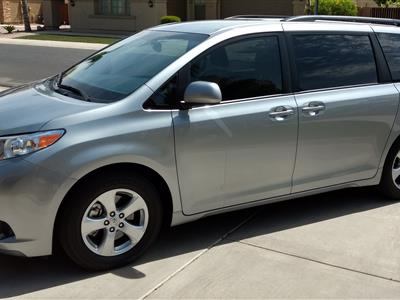 2016 Toyota Sienna lease in Chandler,AZ - Swapalease.com
