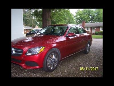 2016 Mercedes-Benz C-Class lease in Cary,NC - Swapalease.com