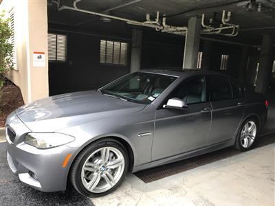 2016 BMW 5 Series lease in Myrtle Beach,SC - Swapalease.com