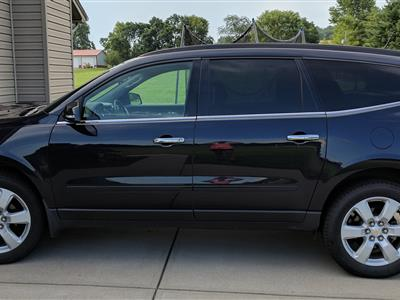 2016 Chevrolet Traverse lease in Hamilton ,OH - Swapalease.com