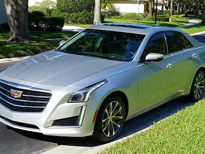 2016 Cadillac CTS lease in Palm Beach,FL - Swapalease.com