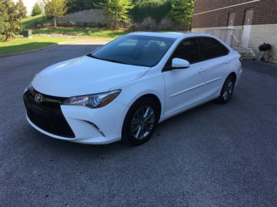 2016 Toyota Camry lease in Franklin,TN - Swapalease.com