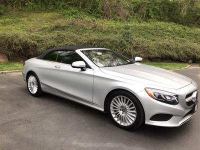 2017 Mercedes-Benz S-Class Cabriolet lease in LOCUST VALLEY,NY - Swapalease.com