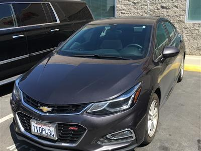 2016 Chevrolet Cruze lease in Oakland,CA - Swapalease.com