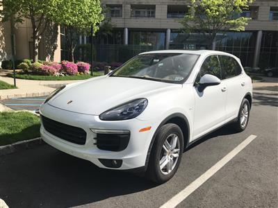 2016 Porsche Cayenne lease in New Jersey,NJ - Swapalease.com
