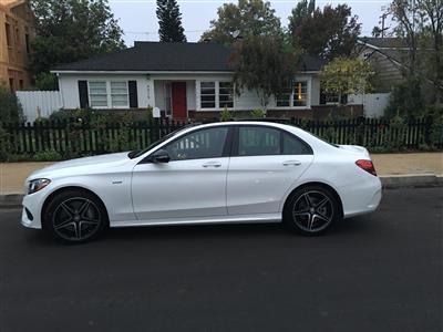 2016 Mercedes-Benz C-Class lease in Oak Park,CA - Swapalease.com