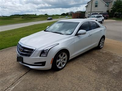 2015 Cadillac ATS lease in League City,TX - Swapalease.com