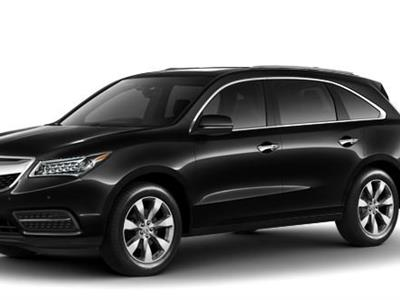 2016 Acura MDX lease in North Little Rock,AR - Swapalease.com