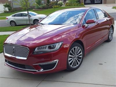 2017 Lincoln MKZ lease in Westland,MI - Swapalease.com