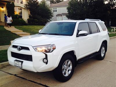 2017 Toyota 4Runner lease in McKinney,TX - Swapalease.com