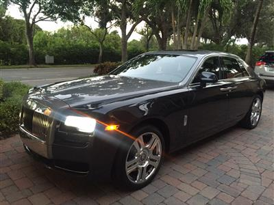 2015 Rolls-Royce Ghost lease in Jupiter,FL - Swapalease.com