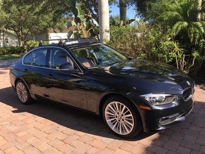 2015 BMW 3 Series lease in Napes,FL - Swapalease.com