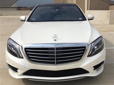 2015 Mercedes-Benz S-Class lease in Fort Worth,TX - Swapalease.com