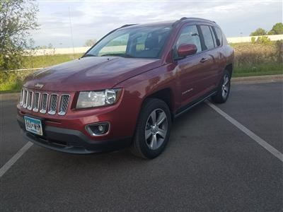 2016 Jeep Compass lease in JORDAN,MN - Swapalease.com