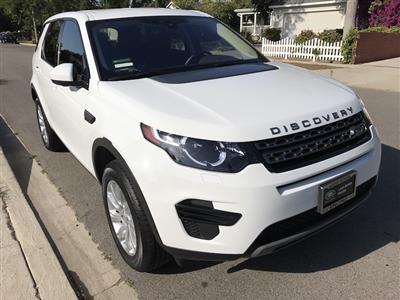 2017 Land Rover Discovery Sport lease in Woodland Hills,CA - Swapalease.com