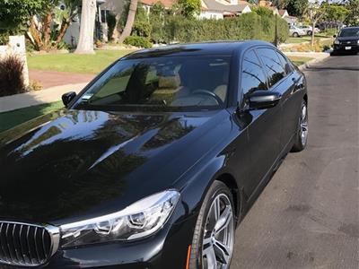 2016 BMW 7 Series lease in Los Angeles,CA - Swapalease.com