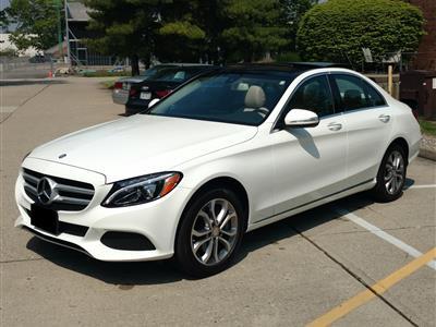 2015 Mercedes-Benz C-Class lease in Cincinnati,OH - Swapalease.com