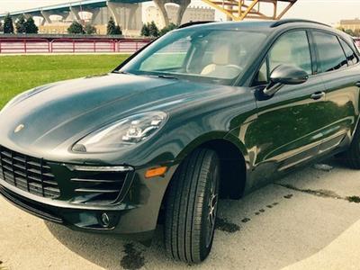 2017 Porsche Macan lease in Sioux Falls,SD - Swapalease.com