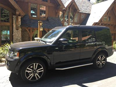 2016 Land Rover LR4 lease in Oak Park,CA - Swapalease.com