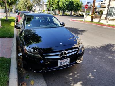2016 Mercedes-Benz C-Class lease in Studio City,CA - Swapalease.com