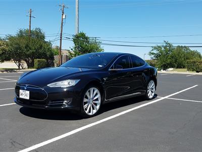 2015 Tesla Model S lease in austin,TX - Swapalease.com