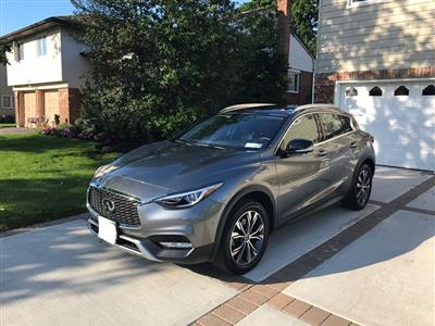 2017 Infiniti QX30 lease in Valley Stream,NY - Swapalease.com