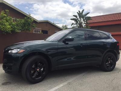 2017 Jaguar F-PACE lease in Los Angeles,CA - Swapalease.com