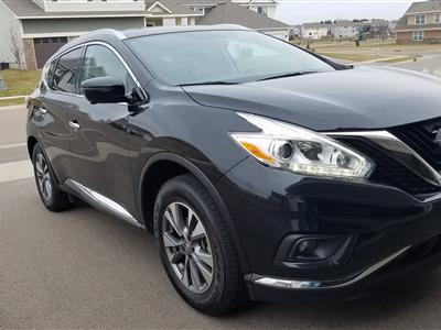 2016 Nissan Murano lease in Apple Valley,MN - Swapalease.com