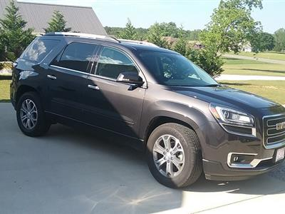 2016 GMC Acadia lease in Florence,AL - Swapalease.com