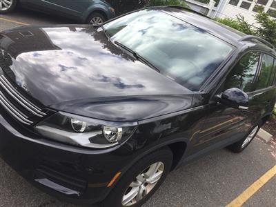 2017 Volkswagen Tiguan lease in Waltham,MA - Swapalease.com