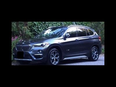 2017 BMW X1 lease in Belmont,CA - Swapalease.com