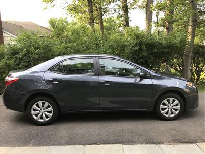 2016 Toyota Corolla lease in Summit,NJ - Swapalease.com