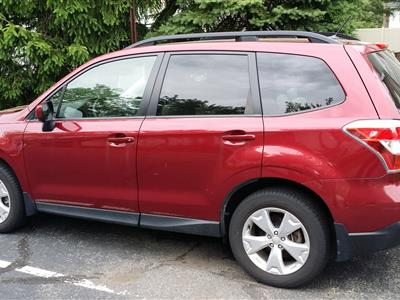 2015 Subaru Forester lease in Freehold,NJ - Swapalease.com