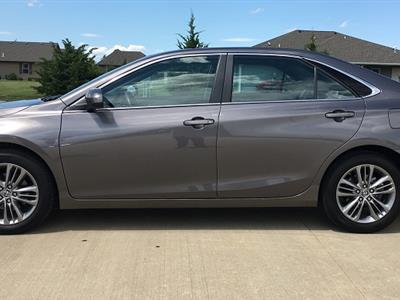 2016 Toyota Camry lease in Hutchinson,KS - Swapalease.com