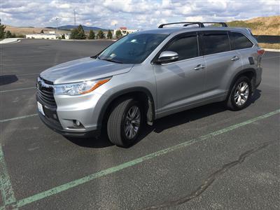 2016 Toyota Highlander lease in PULLMAN,WA - Swapalease.com