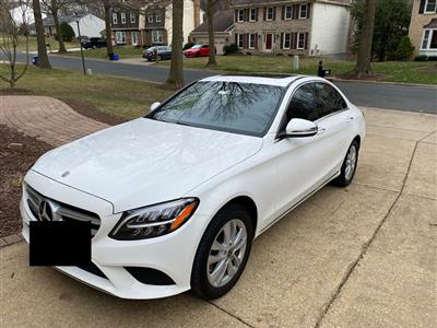 2019 Mercedes-Benz C-Class lease in Silver Spring,MD - Swapalease.com