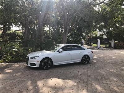 2017 Audi A4 lease in Yorba Linda,CA - Swapalease.com