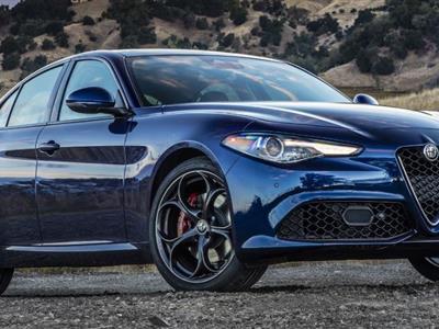 2017 Alfa Romeo Giulia lease in Sun Valley,CA - Swapalease.com