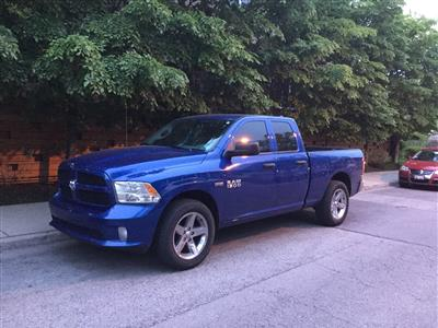 2016 Ram Ram Pickup 1500 lease in Chicago,IL - Swapalease.com