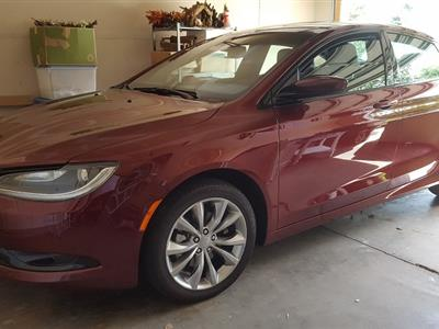 2015 Chrysler 200 lease in Lebanon,OH - Swapalease.com