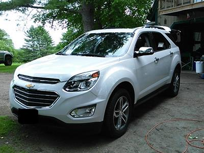 2016 Chevrolet Equinox lease in Lyndon Center,VT - Swapalease.com