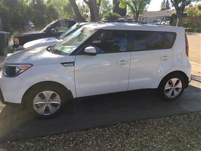 2016 Kia Soul lease in Modesto,CA - Swapalease.com